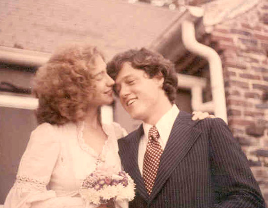 Bill-Clinton-wedding