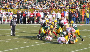 Defense-Of-The-Green-Bay-Packers